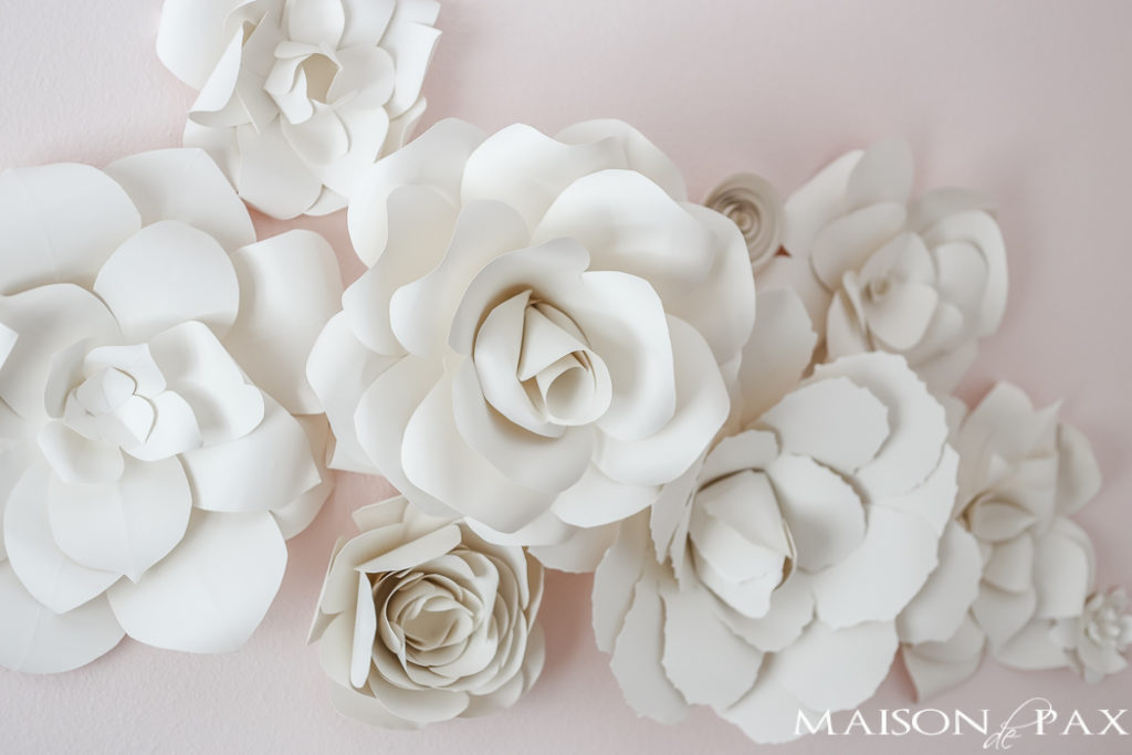 DIY Home Decor Floral Stuff: Giant Paper Flower Tutorial