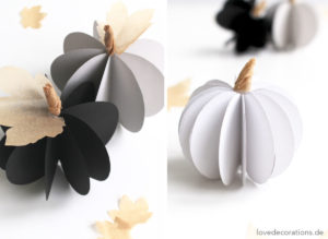 DIY Paper Pumpkin Craft: A Halloween Decor Project