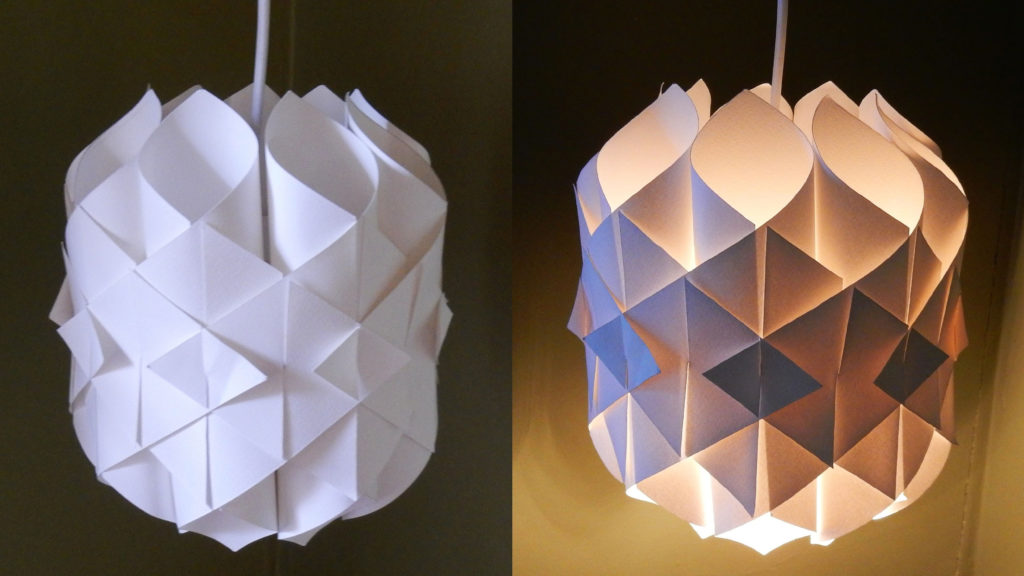 DIY Paper Lanterns- Captivating Cathedral Lights - Truly ...