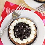 Mini Oreo Cheesecakes for 2 – Valentines Day Dinner and Food Ideas