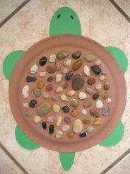 DIY Paper Plate Turtle Craft