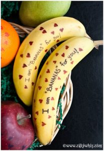 Valentine's Day Fruits with Messages – Creative Valentines Day Food Idea