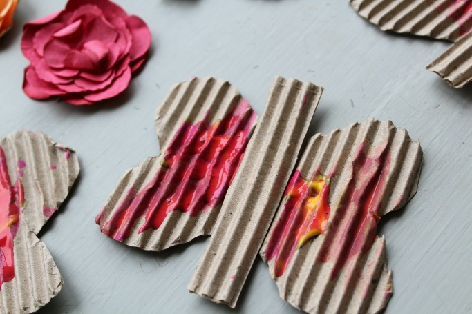 Cheap and Simple Butterfly Crafts for the Beginners