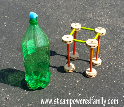 Little Engineering Project: DIY Bottle Rocket with Wine Cork Launch Pad