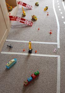 Tutorial of How to Make A Play Town for Preschoolers