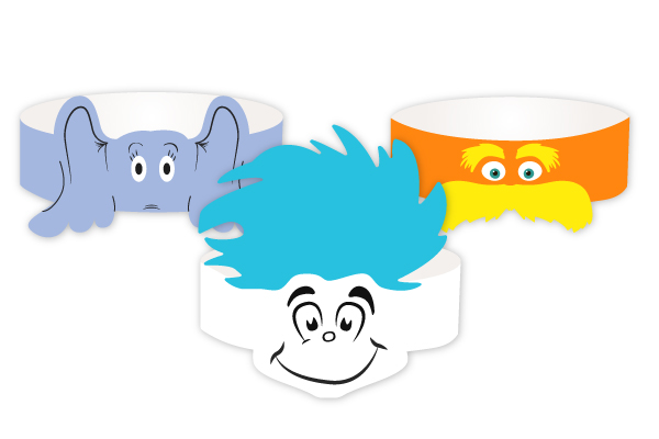 Free Printable Cartoon Hats for Exciting Play Session for Preschoolers