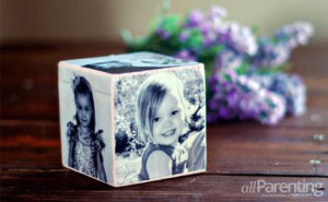 Mother's Day Photo Cube Tutorial: An Ideal Gift for Moms