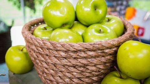 Farm-Style DIY Rope Bowl Fruit Basket