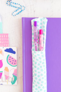 Journal Pen Holder: An Useful DIY Fabric Craft Idea for Workplace