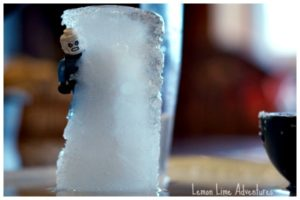 Lima Adventures: Lego Science Ice Excavation Experiment Idea for Kids