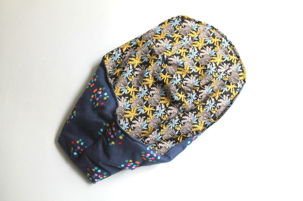 DSLR Camera Pouch: A DIY Fabric Craft Idea from Quilted Material
