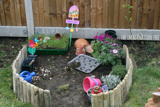 Mesmerizing garden Miniature Structure as a Favorite Springtime Activity