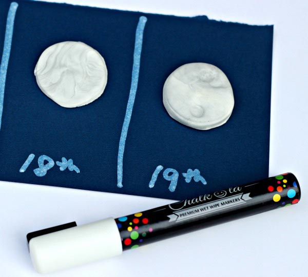 3D Face of the Moon with Play Dough: Fun Stem Activity for Kids