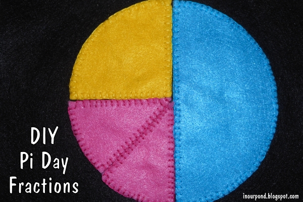 DIY Pi Day with Felt Pieces: A Smart Stem Activity Idea