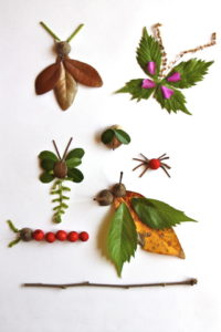 Leaf Insects: Nature-Based DIY Idea for Preschoolers