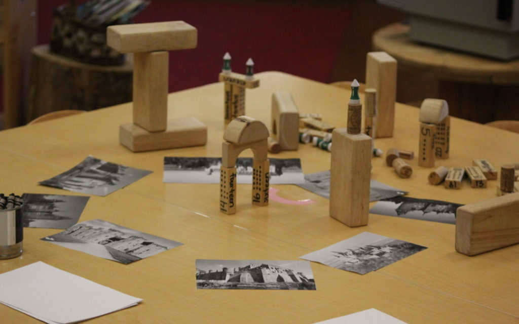 Construction Provocations – Wonderful Sensory Play Idea for Sharpening Fine Motor Skill of ...