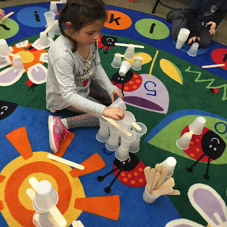 Perfect Project for Construction Week STEM Activity: Easy Building Games with Paper Cups andCraf ...