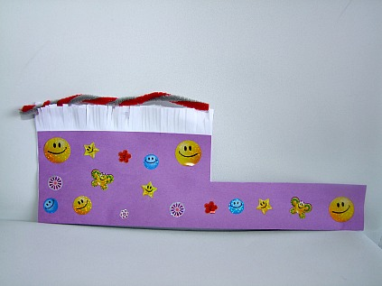 Dental Health Toothbrush Craft Idea for Preschoolers: A Huge DIY Brush Craft with Construction P ...