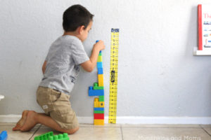 Preschool Build and Measure Center – A Complete STEM Project Idea for Kids with The Skill  ...