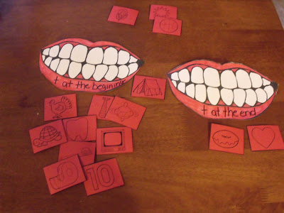 Fun Activity Idea for Dental Health Month: Dental issue Crafting Idea with Construction Paper