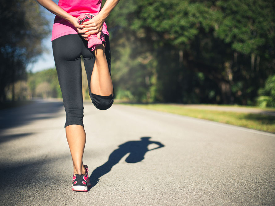 Yoga for Runners: To prevent injuries and for a Better Run