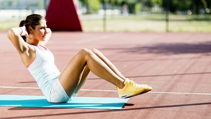 The Best Core Exercises for Runners Which can Keep You Going