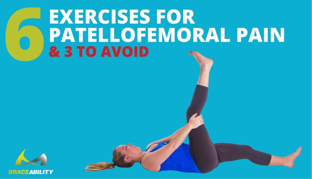 6 Exercises and Stretches for Patellofemoral Pain Syndrome: Treatment for Runner's Knee