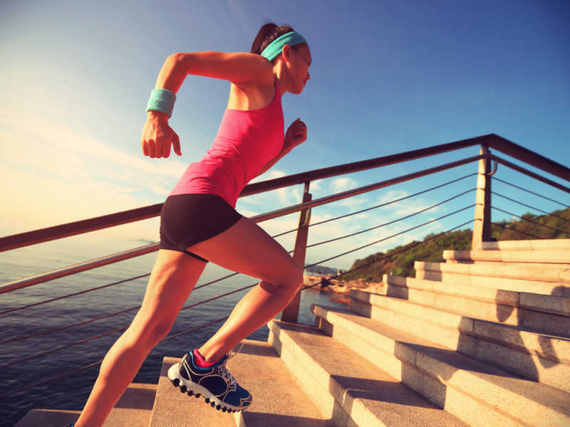 Running and weight loss: For weight loss, HIIT is the best