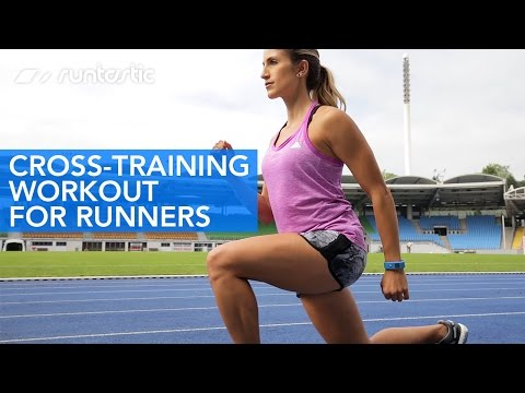 [Video] Cross-Training Workout for Runners : Strengthen your muscles, Improve your speed