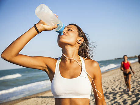 Runners: Properly Hydrate Yourself for Summer