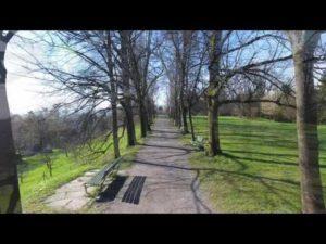 Rieterpark Zürich – 19th-century park Zurich Switzerland ( Play areas and Landscape)