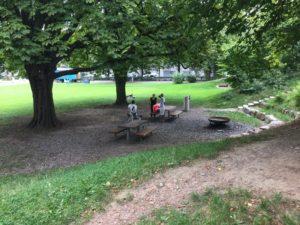 Grillstelle fritschiwiese zürich Switzerland nice parks to visit