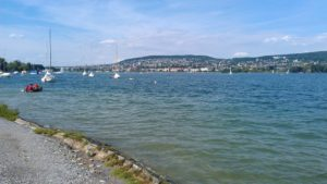 Saffa Insel – Zurich Swiss places for swimming