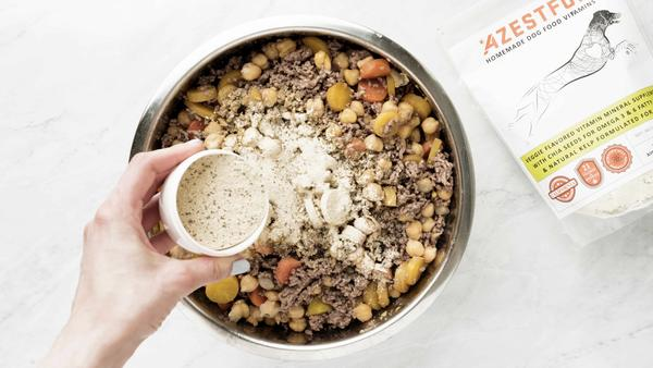 DIY Dog Food for Active Dogs – Azestfor