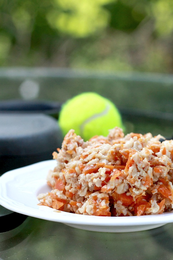 Give your Dog a Balanced and Nutricious Homemade Food { Less Effort }