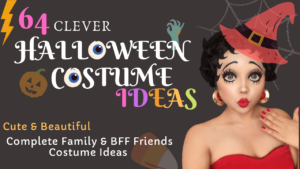 64 Quick Halloween Costume Ideas: Complete Guide for Halloween 2019